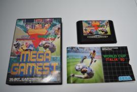 MD Mega Games I (only 1 manual)