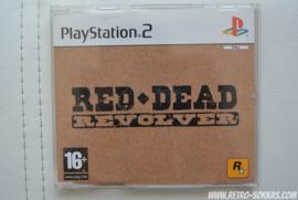 PS2 Promo Red Dead Revolver