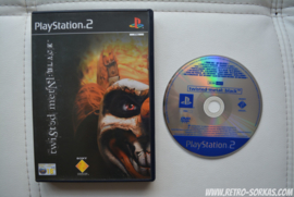 PS2 Promo Twisted Metal Black