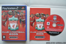 Club Football 2005 Liverpool