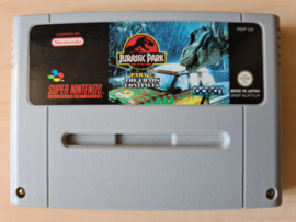 SNES Jurassic Park Part 2 The Chaos Continues EUR (cart only)