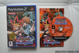 PS2 Yu-Gi-Oh The Duelist of the Roses (missed cards)