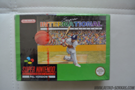Super Internetional Cricket (New in Factory Seal) Condition 8.0
