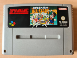 SNES Super Mario All-Stars cart