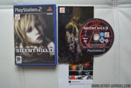PS2 Silen Hill 3