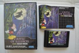 Castle Of Illusion (Not Original Box)