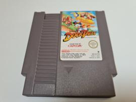 NES Duck Tales PAL-B FRA (label damage)