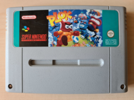 SNES Plok FAH-SFRA (cart only)