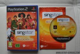 PS2 SingStar Studio 100
