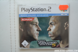 PS2 Promo Pro Evolution Soccer 5