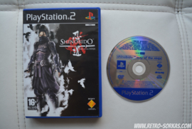 PS2 Promo Shinobido Way of the Ninja