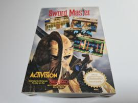 NES USA Sword Master CIB very good condition