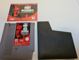 NES Red October +Manual