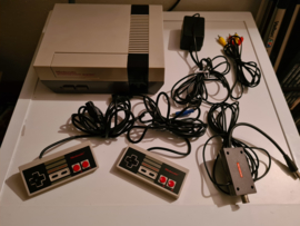 NES Set with 2 Controllers