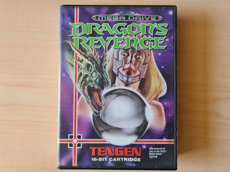 MD Dragons Revenge Boxed