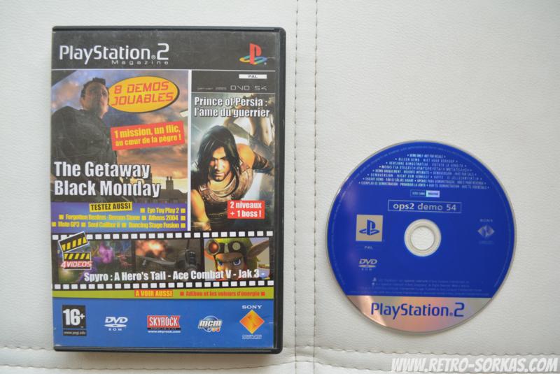 FR PlayStation Magazine DVD 54