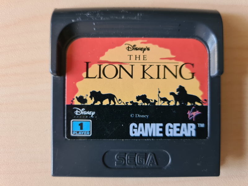 GG Lion King Cart Only