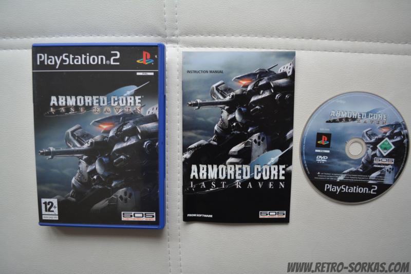 Armored Core - Last Raven