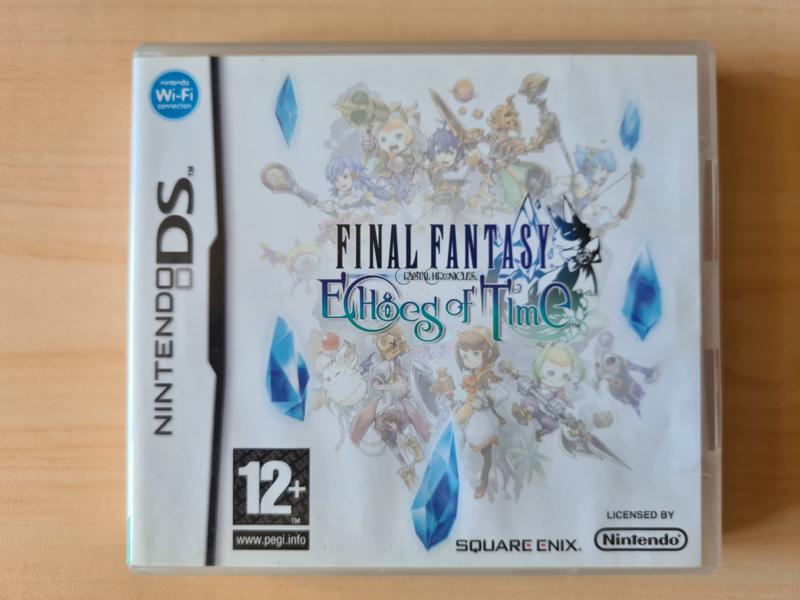 DS Final Fanatsy Crystal CIB