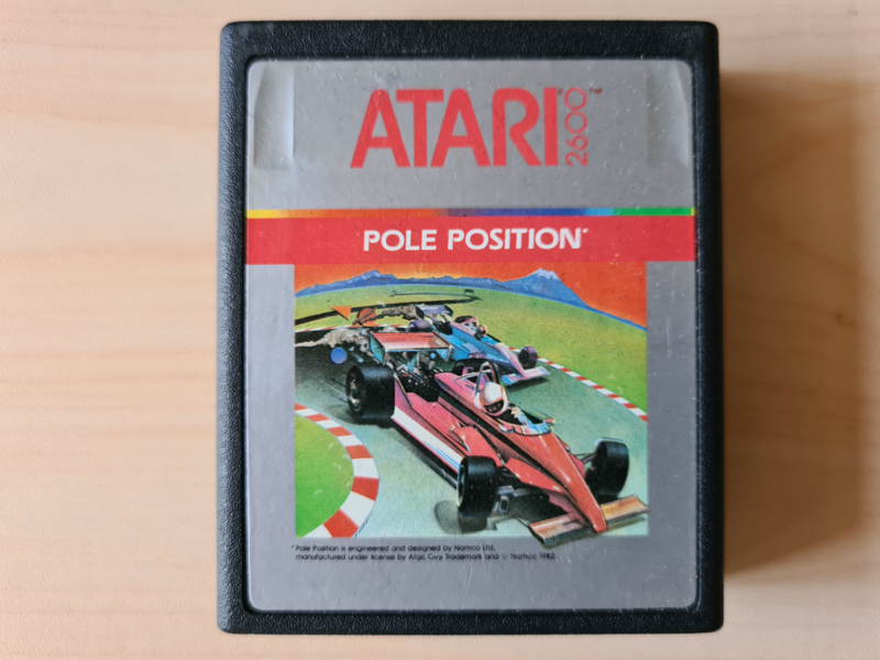 Atari Pole Position Cart Only