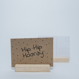 Hip Hip Hooray | Kraftpapier