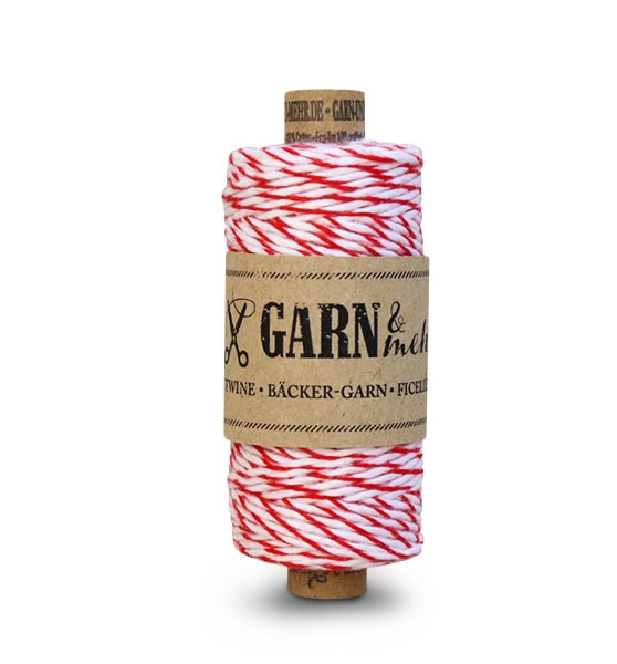 Bakers twine | Rood