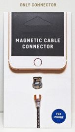Magnetic Cable Connector voor iPhone toestellen