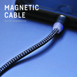 Magnetic Cable 3gen voor Android