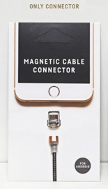 Magnetic Cable Connector voor Android toestellen
