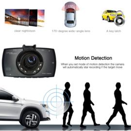 Dashboard camera met achteruitrij camera + 32G Micro SD