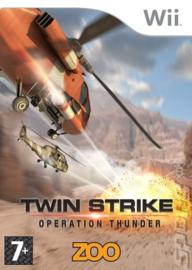 Twin Strike Operation Thunder - Wii