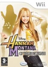 Hannah Montana Op Wereldtournee - Wii
