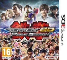 Tekken 3D Prime Edition - 3DS