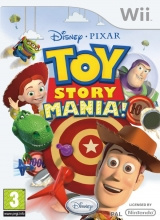 Toy Story Mania! + 3D bril - Wii