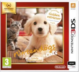 Nintendogs + Cats Golden Retriever + nieuwe vrienden Selects