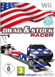 Drag & Stock Racer - Wii