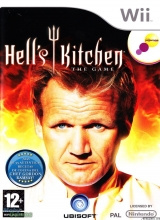Hell's Kitchen The Game - Wii