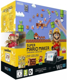 Super Mario maker Limited edition Wii U