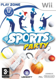 Sports Party - Wii