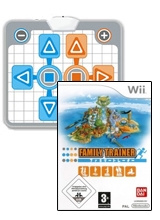 Family Trainer & Game-Mat - Wii