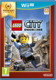 Lego City Undercover Nintendo Selects - Wii U