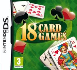 18 Kaart Spellen - DS