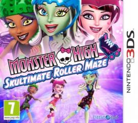Monster High Skulimate Roller Maze - 3DS