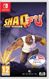 Shaq Fu A Legend Reborn - Switch