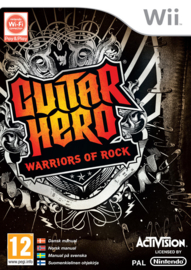 Guitar Hero  Warriors of Rock - Wii