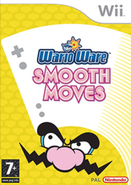 WarioWare Smooth Moves - Wii
