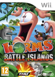 Worms Battle Islands - Wii