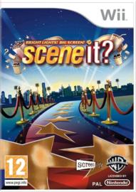 Scene It? Bright Lights! Big Screen! - Wii