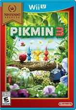 Pikmin 3 Nintendo Selects - Wii U