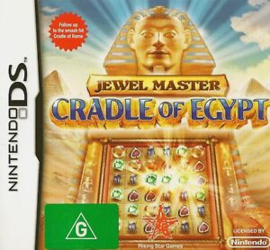 Jewel Master Cradle of Egypt - DS